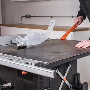 Evolution Power Tools Scie Sur Table Multi Materiaux Rage 5 S 255 Mm 230 V Amazon Fr Bricolage