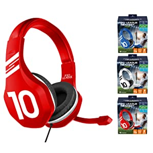 Subsonic Casque Gaming Avec Micro Pour Playstation 4 Ps4 Slim