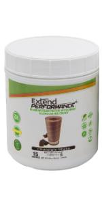 Extend Performance Vegan Chocolate