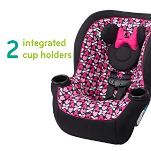 Disney Baby Car Seat Convertible Infant