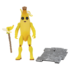 Fortnite Peely Solo Mode Action Figure