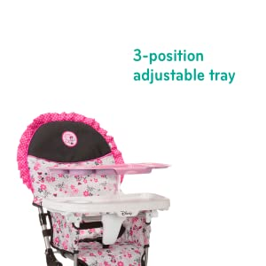 3-position adjustable tray