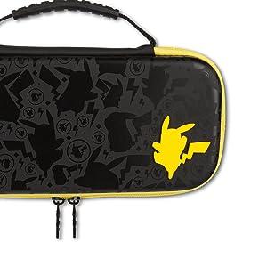 PowerA - Estuche protector para Pokémon Pikachu Silhouette ...