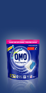 Omo Active Clean Dual Capsules