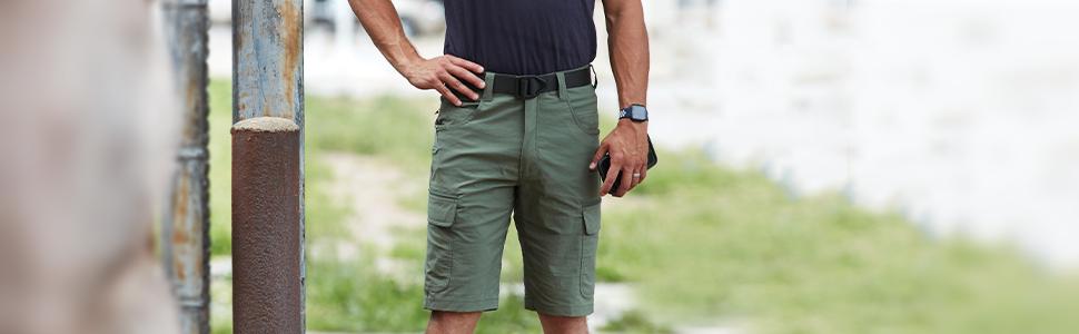 Propper Summerweight Tactical Gear shorts, outdoor, lightweight, peformance shorts, cargo shorts