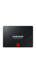 Samsung 860 PRO Solid State Drive