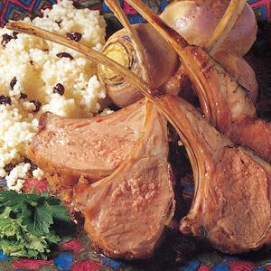 pork, beef, lamb
