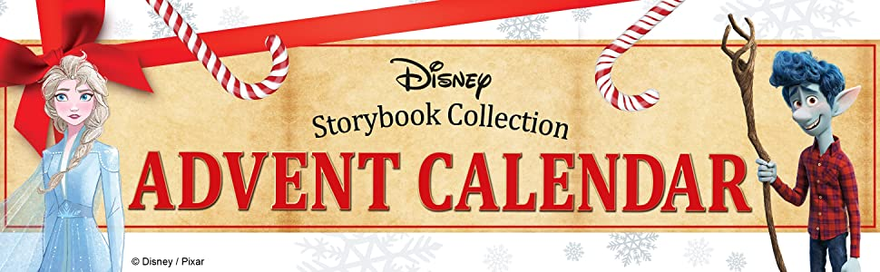 disney story advent calendar
