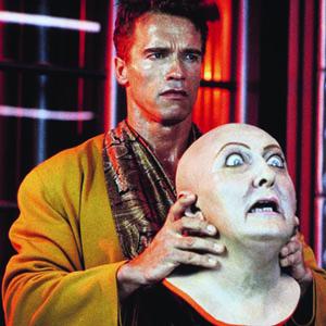Arnold Schwarzenegger; Atto di forza