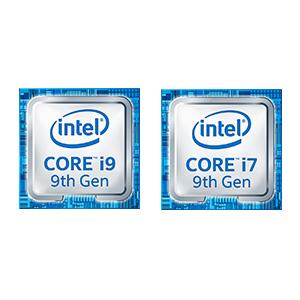 Core i7 Core i9