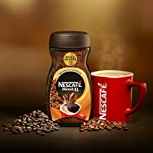 Nescafe blend 43 instant coffee 500g