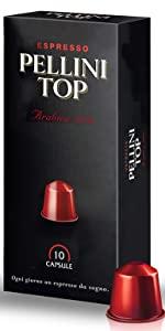 caffè pellini capsule compatibili nespresso top