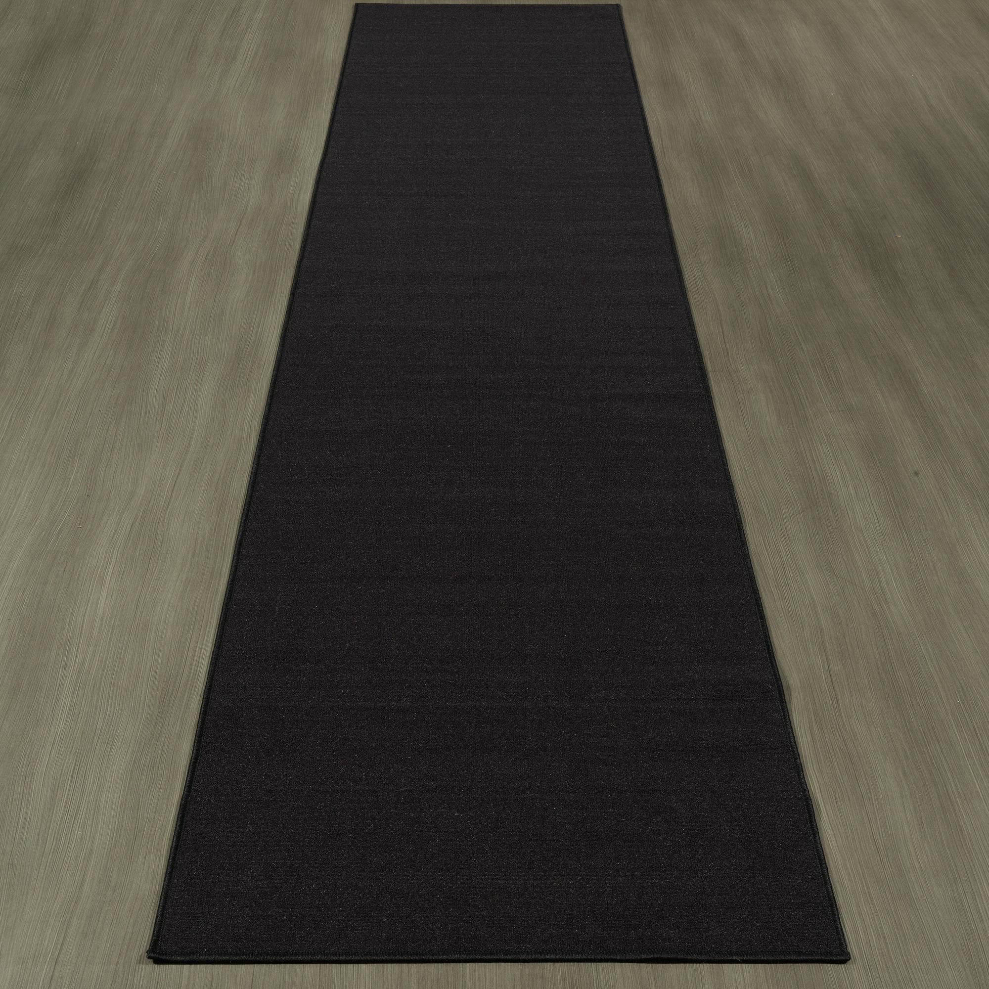 Ottomanson Ottohome Collection Carpet Solid Hallway