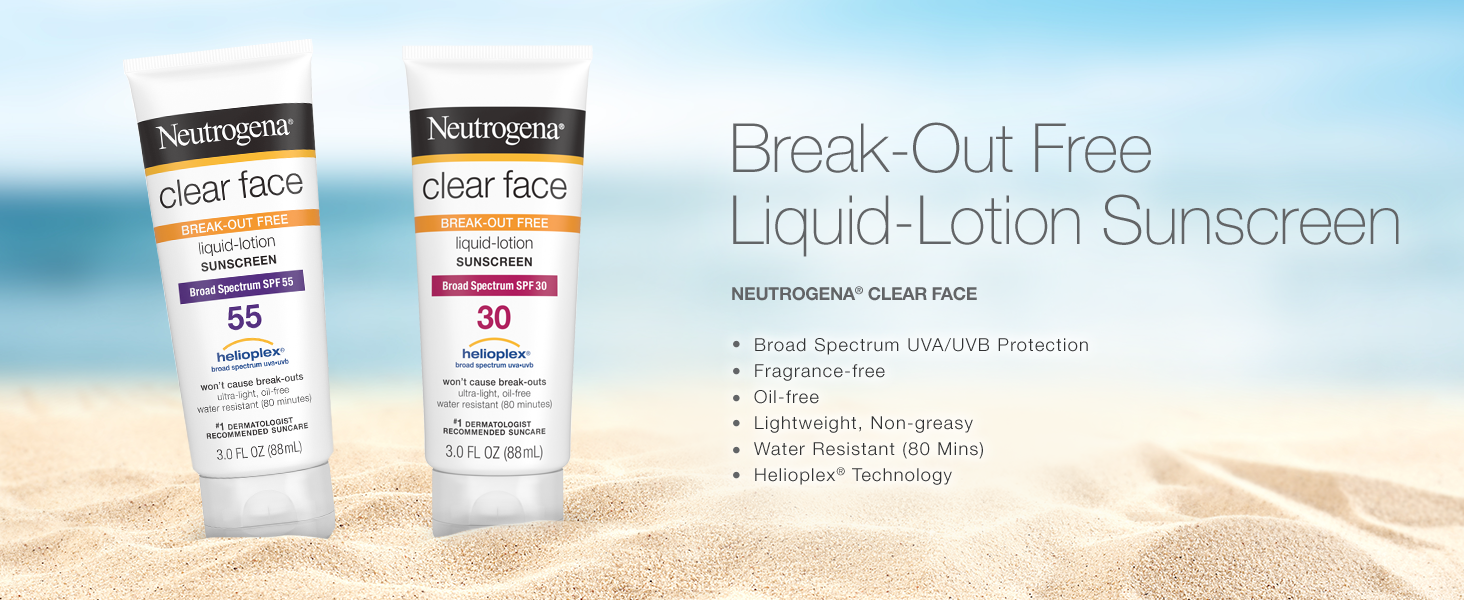 Neutrogena Clear Face
