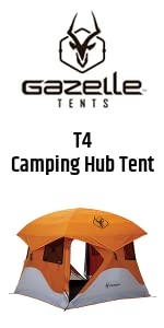 T4 Camping Popup Tent