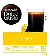Koffie, Dolce Gusto, Grande