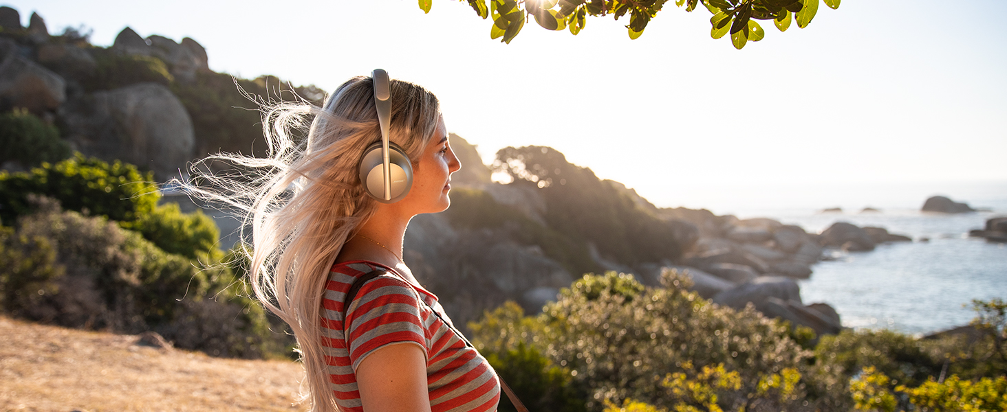 headphones,bluetooth, alexa, google assistant, noise cancelling,