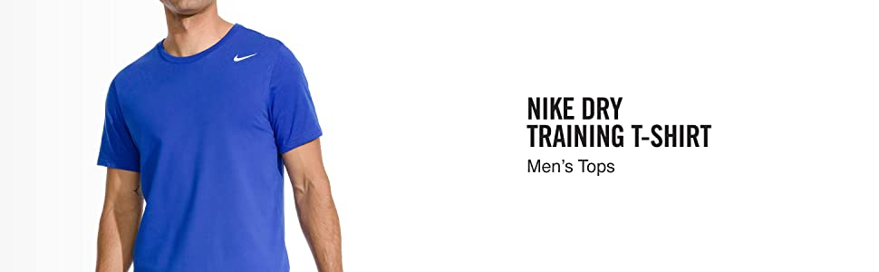 9830f1f899d0 Amazon.com  NIKE Men s Dri-FIT Cotton 2.0 Tee  Sports   Outdoors