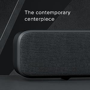 Contemporary centerpiece