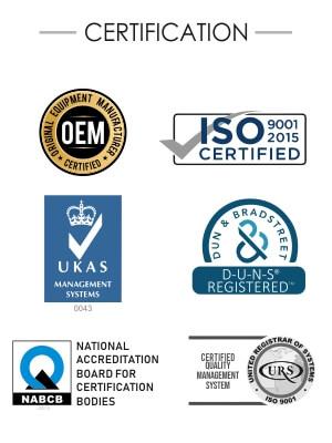 car perfume manufactuerer Certification