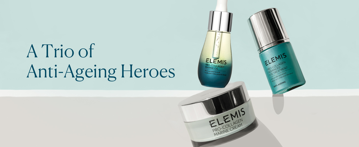 A Trio of Anti-Ageing Heroes