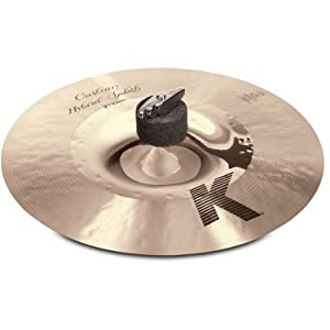 Zildjian, K Custom, 9, 11, hybrid splash, cymbal, percussion, value, professional, k, custom, splash