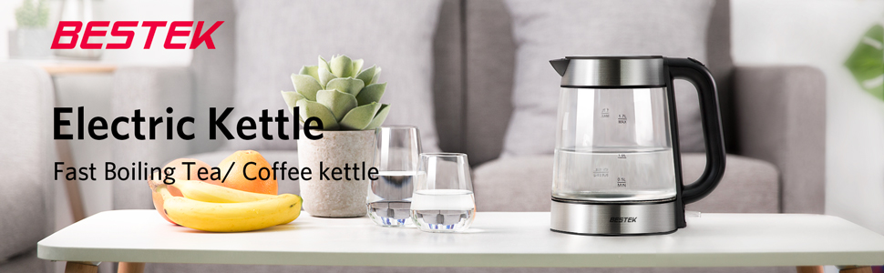 Electric kettle main