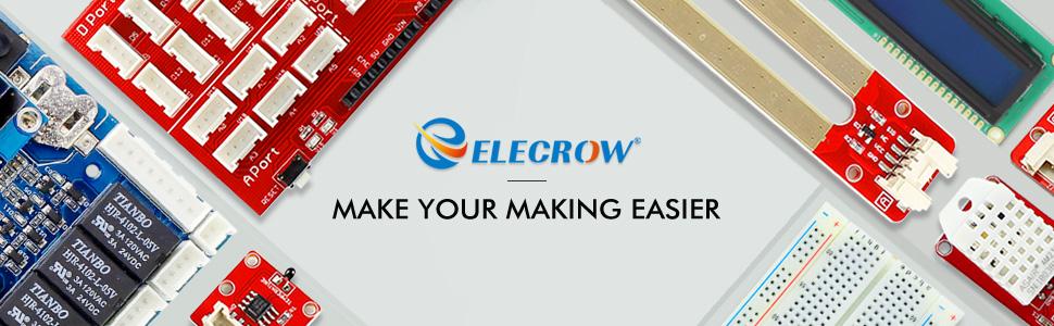 ELECROW arduino self automatic watering kit device