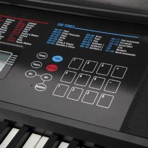 Más de 200 ritmos y tonos