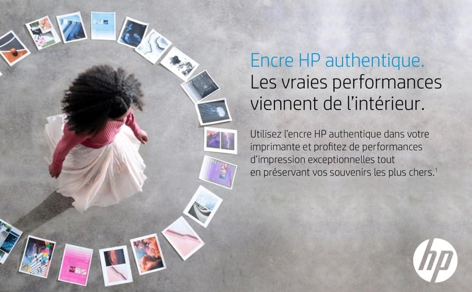 Original HP Ink