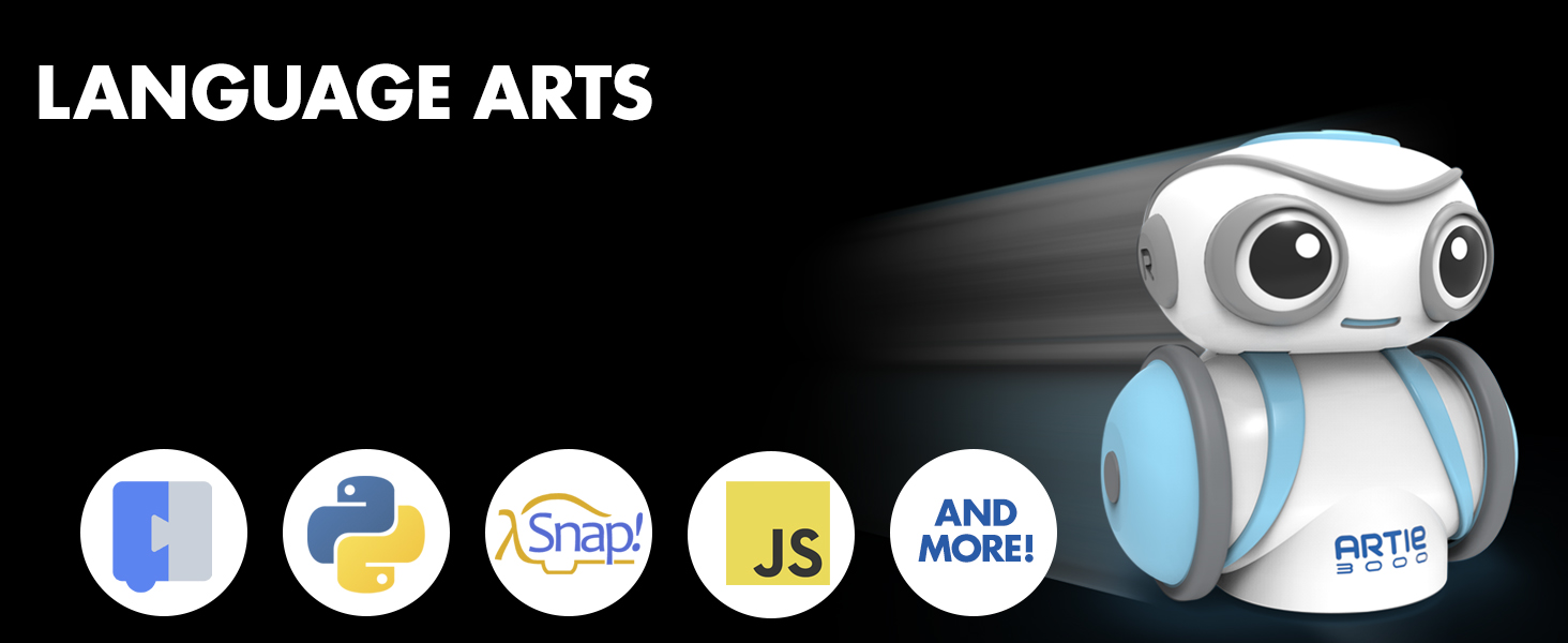 Educational Insights Artie 3000 Shaping Language Arts