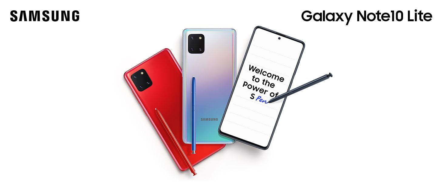 Galaxy N10 Lite