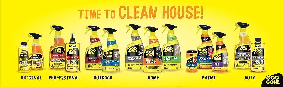 Amazon Com Goo Gone Original Spray Gel Removes Chewing