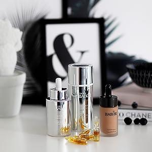 Doctor babor refine cellulair anti-roodheid gelijkmatige huid cosmetica anti-aging crème serum