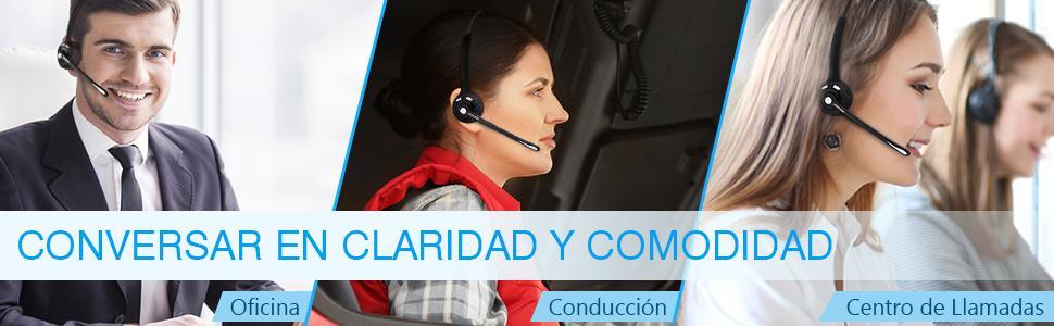 Auriculares Bluetooth De Diadema Inal 225 Mbrico Con Micr 243 Fono