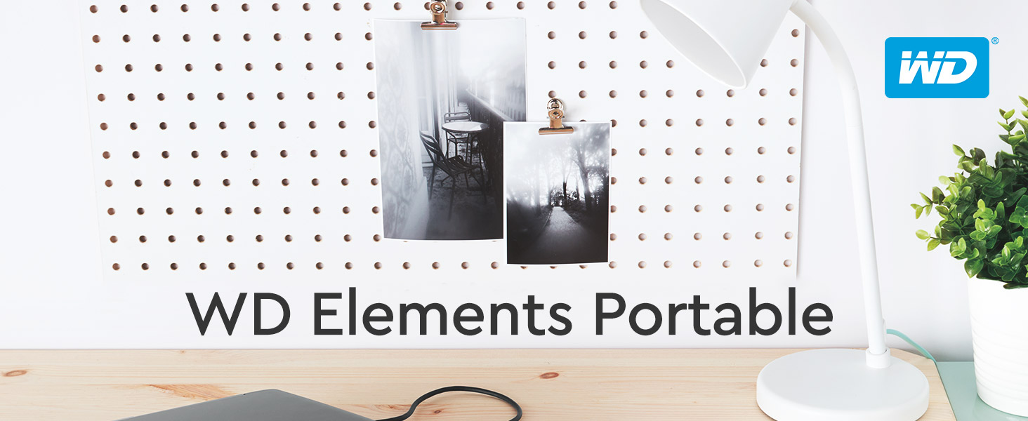WD Elements Portable
