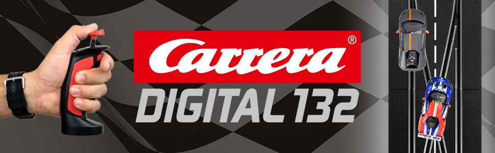 Carrera Digital 132 Slot Cars 1:32 Scale Racing Electric Sets