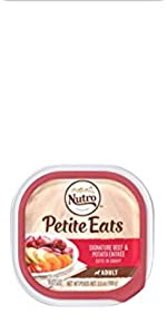 Nutro Petite Easts, Real ingredients, No chicken by products