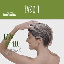 Garnier Herbalia Coloración 100% Vegetal - Rubio Natural, disponible en 6 tonos