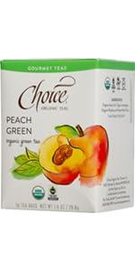 Peach Green