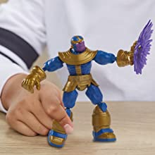 Marvel Avengers Bend and Flex Figuren