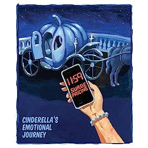 Cinderella's Emotional Journey