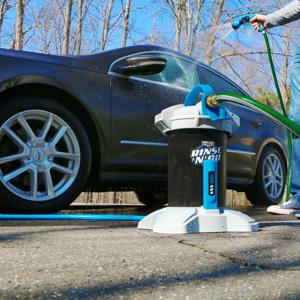 professional car wash deionization