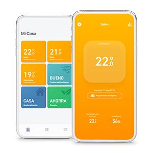 El ambiente de tu casa en una app.