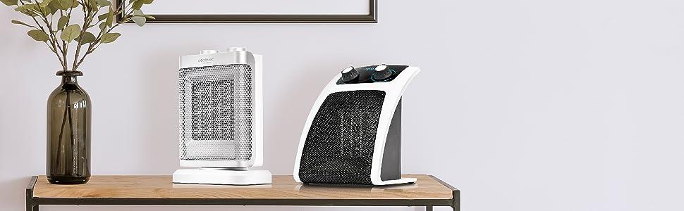 calefactor ceramico , calefactor potente, calefactor vertical