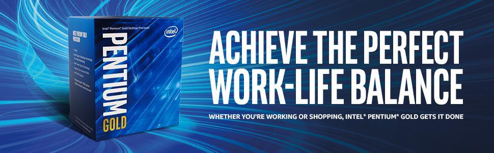 Amazon.com: Intel Pentium Gold G5400 Desktop Processor 2 ...