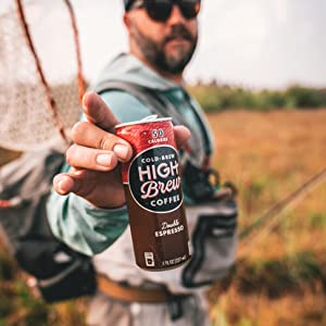 High Brew Cold Brew Coffee