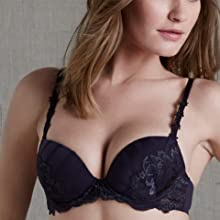 1cfe14f9a513f Simone Perele Women s Amour Push-Up Underwire Bra with Racerback at ...