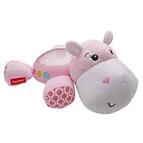 Fisher-Price - Hippo Douce Nuit - Veilleuse bébé