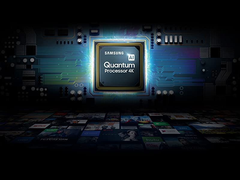Samsung's powerful 4K Quantum processor